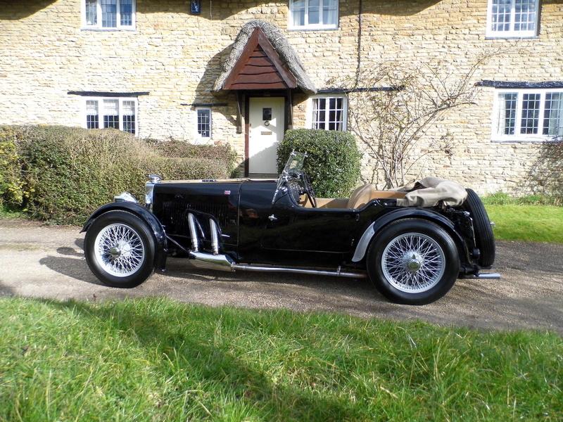 1934 Short Chassis MK II