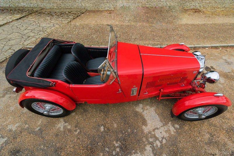 1934 Aston Martin MK II