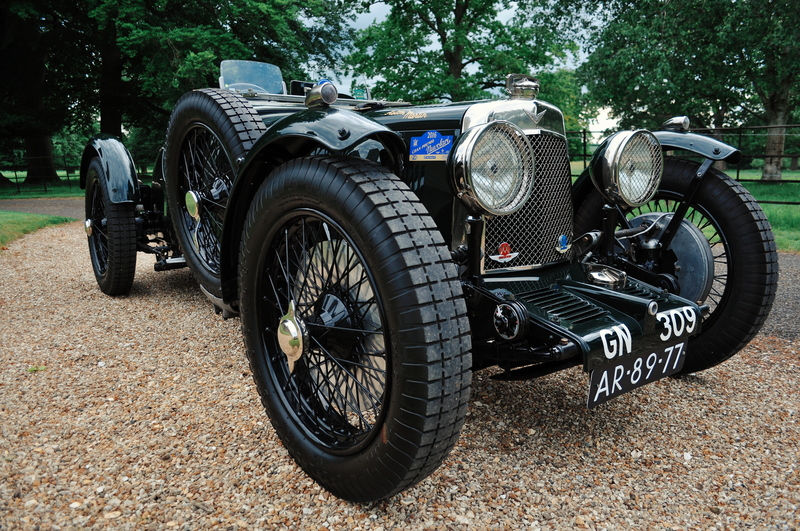 1930 International / Team Car Replica
