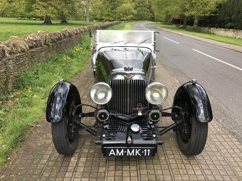 1934 Long Chassis MK II