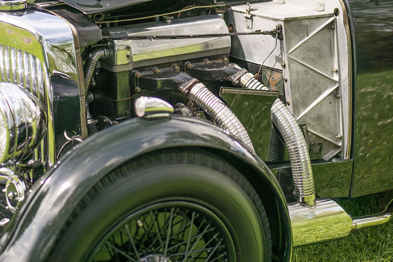1934 Long Chassis Mark II