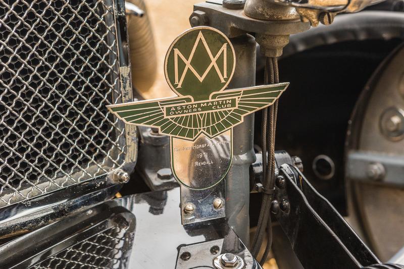 1932 Le Mans short chassis