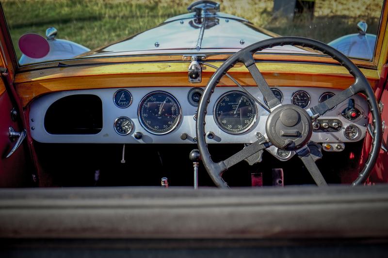 1937 Aston Martin 15/98 Drop Head Coupe