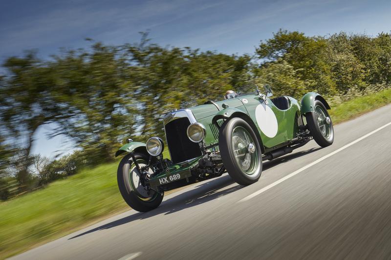 Aston-Martin Team Car LM4