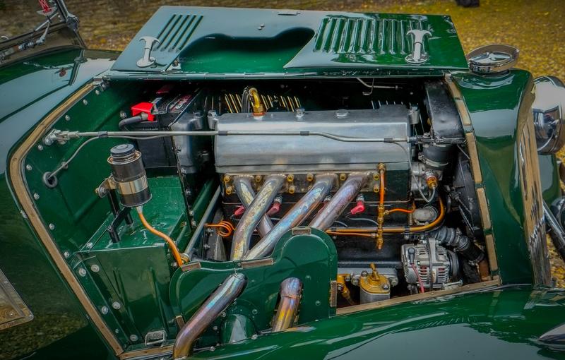 1938 Aston-Martin 15/98 short chassis