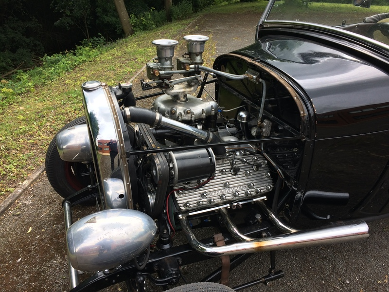 1929 Supercharged Ford Model A/V8 'Highboy' Hot Rod