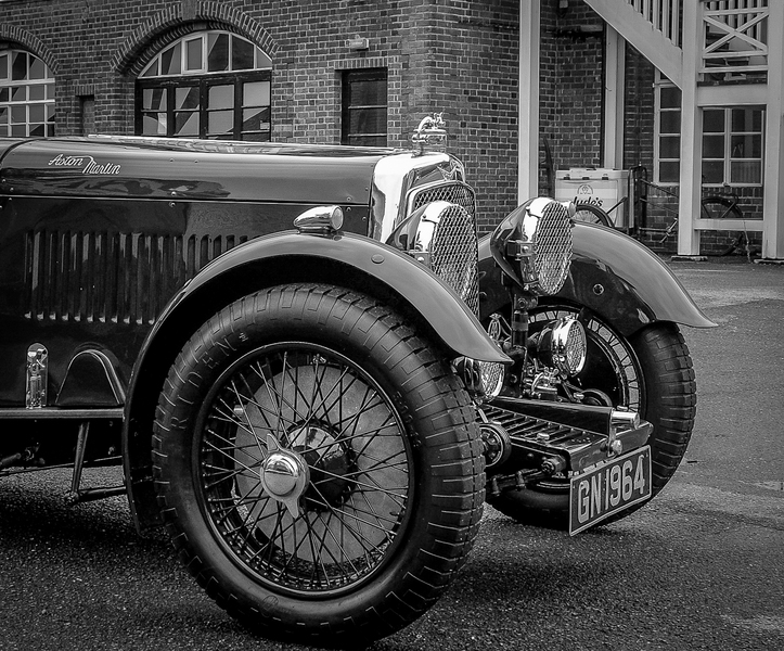 1930 Aston Martin International