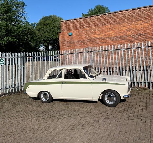1964 Ford Consul Cortina Lotus Mk I