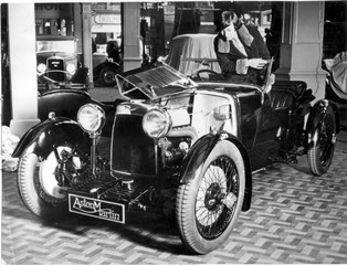 1929 Aston-Martin Sports Model