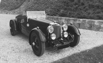 Short Chassis Le Mans